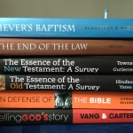 August Review Books from B&H