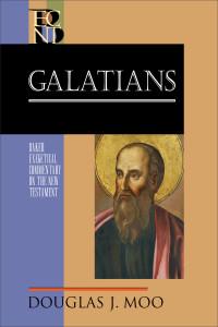 Doug Moo's Galatians
