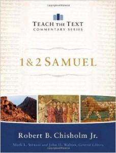 Teach the Text Samuel