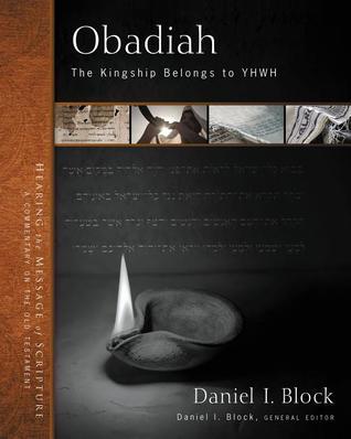 Daniel Block Obadiah
