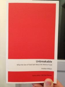 Wilson - Unbreakable