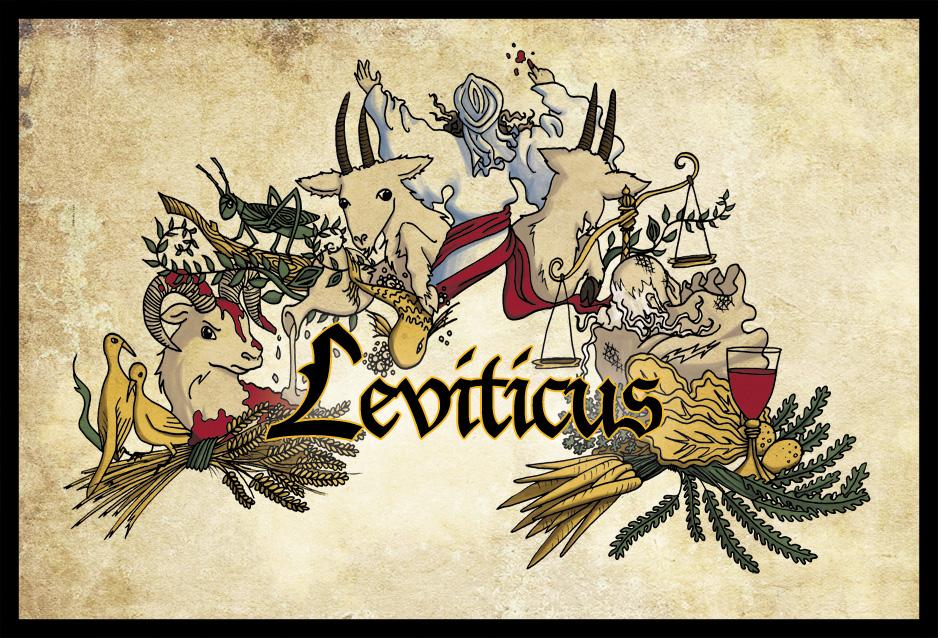 Leviticus-art